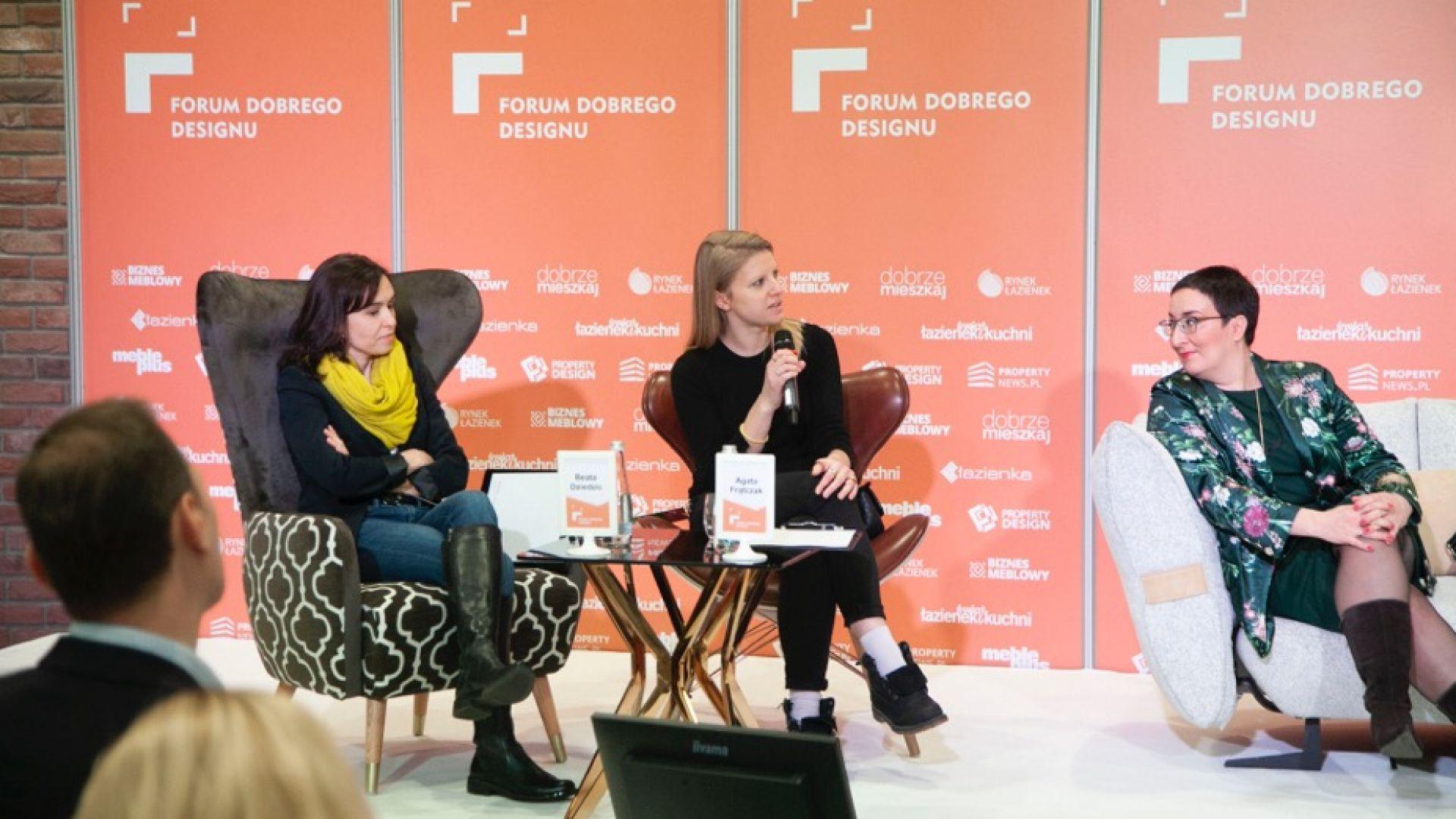 Forum Dobrego Designu 2019. Fot. Paweł Pawłowski