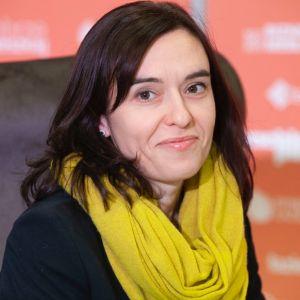 Beata Dziedzic. Forum Dobrego Designu 2019. Fot. Paweł Pawłowski