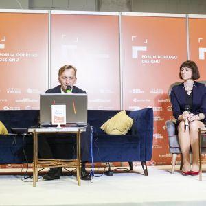 Forum Dobrego Designu 2019. Fot. Marek Misiurewicz