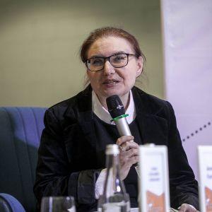 Anna Forin. Forum Dobrego Designu 2019. Fot. Marek Misiurewicz