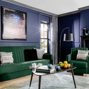 Kolor roku 2020: piękny i królewski Classic Blue. Fot. BRW