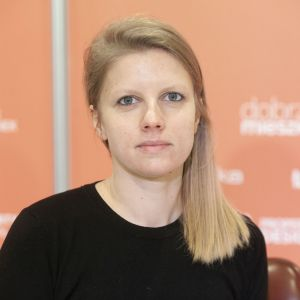 Agata Frątczak, pracownia Madama.  Fot. PTWP