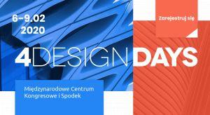 Ruszyła rejestracja na największe w Polsce święto architektury, designu i nieruchomości - 4 Design Days. Wydarzenie odbędzie się w dniach 6-9 lutego 2020 r. w Międzynarodowym Centrum Kongresowym i Spodku w Katowicach.