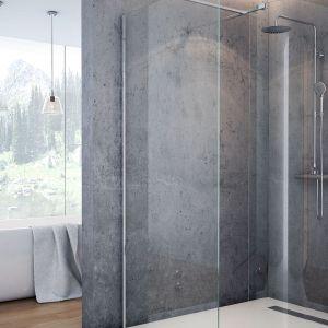 RAIN CLEAR SLIM: zestaw prysznicowy termostatyczny. Fot. Excellent
