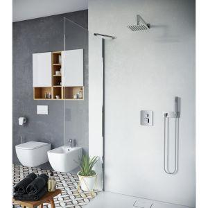 FROST QUATRO TERMO: zestaw prysznicowo-wannowy podtynkowy. Fot. Excellent