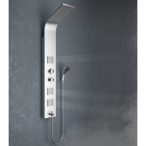 MORE TERMO: panel prysznicowy termostatyczny. Fot. Excellent