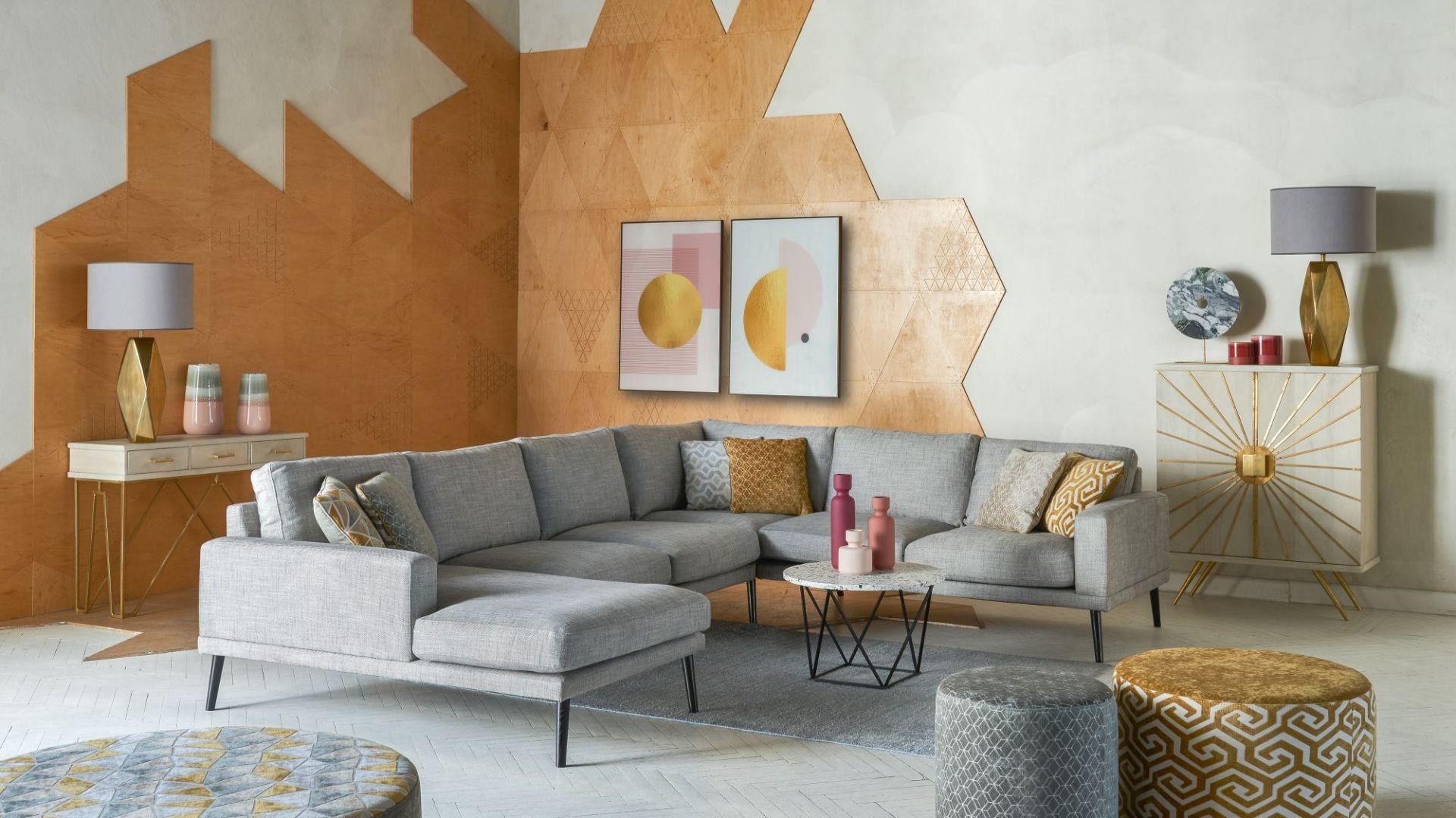 Geometric Pastels - nowa kolekcja marki Miloo Home. Fot. Miloo