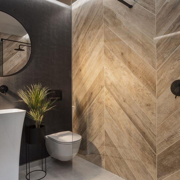 Wygodna łazienka: zobacz piękny projekt wnętrza
