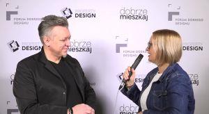O tym, co w dzisiejszych czasach oznacza odpowiedzialny design mówił na Forum Dobrego designu architekt Robert Majkut.