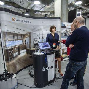 Stoisko firmy CAD projekt K&A. Fot. Marek Misiurewicz