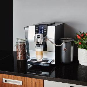 Ekspres do kawy Z6 Aluminium. Fot. Jura