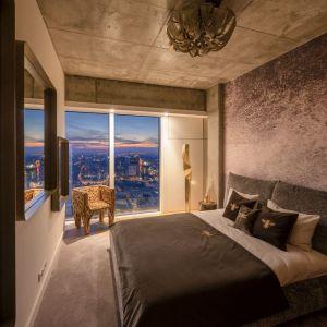 Apartament Nature. Projekt jest propozycją dla osób ceniących sobie luksus i wielkomiejski styl życia, ale w kameralnej przestrzeni Fot. Łukasz Zandecki