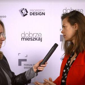 Zofia Strumiłło-Sukiennik: nie ma biznesu bez designu