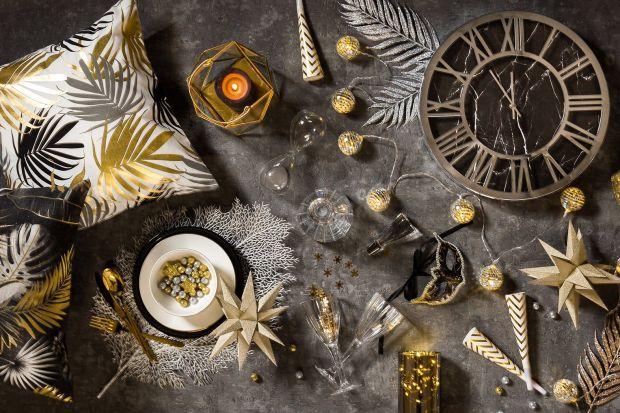 Po rodzinnych, świątecznych chwilach spędzonych z bliskimi, czas zaplanować noworoczną zabawę. Jeśli planujesz organizację Sylwestra we własnym mieszkaniu, mamy dla Ciebie kilka rozwiązań aranżacyjnych, które sprawdzą się zarówno tej nocy,
