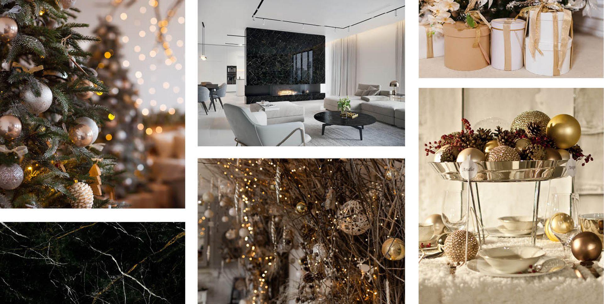 Świąteczne dekoracje dopasowane do wnętrza? Trend: Ciepło domowego ogniska. Fot. Opoczno