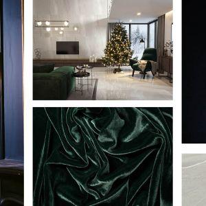 Świąteczne dekoracje dopasowane do wnętrza? Trend:  Postaw na kolor. Fot. Opoczno