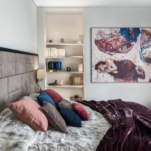 Najpiękniejsze sypialnie 2019 roku. Projekt: Katarzyna Kraszewska. Fot. Tom Kurek