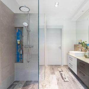 Najpiękniejsze łazienki 2019. Projekt: Małgorzata Denst. Fot. Pion Poziom