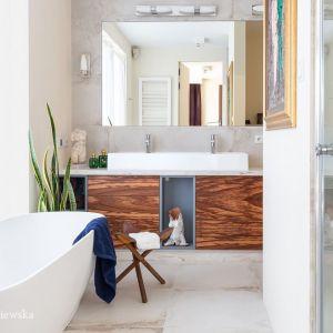 Najpiękniejsze łazienki 2019. Projekt: Monika Pniewska. Fot. Pion Poziom