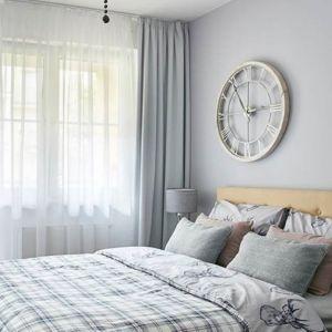 Modna sypialnia- zimowe aranżacje. Fot. Dekoria