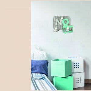 Oświetlenie w pokoju dziecka: lampa Comic Book marki Nowodvorski Lighting. Fot. Nowodvorski Lighting