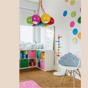 Oświetlenie w pokoju dziecka: lampa Malwi marki Nowodvorski Lighting. Fot. Nowodvorski Lighting