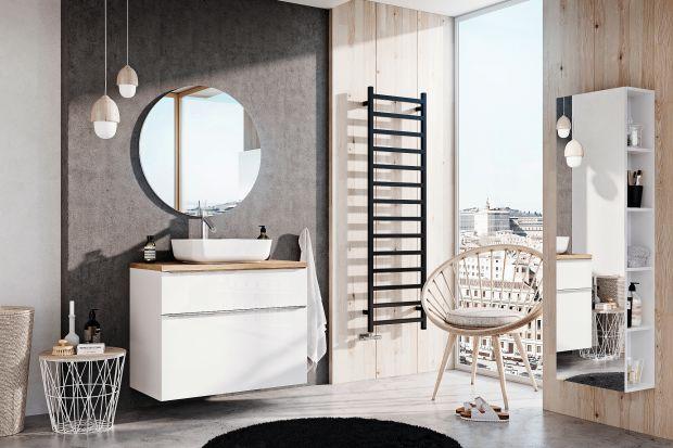 Dobrze umeblowana łazienka to taka, która spełnia wszystkie nasze potrzeby. Należy do nich nie tyle przechowywanie akcesoriów codziennego użytku, ale zapewnienie łatwego do nich dostępu.