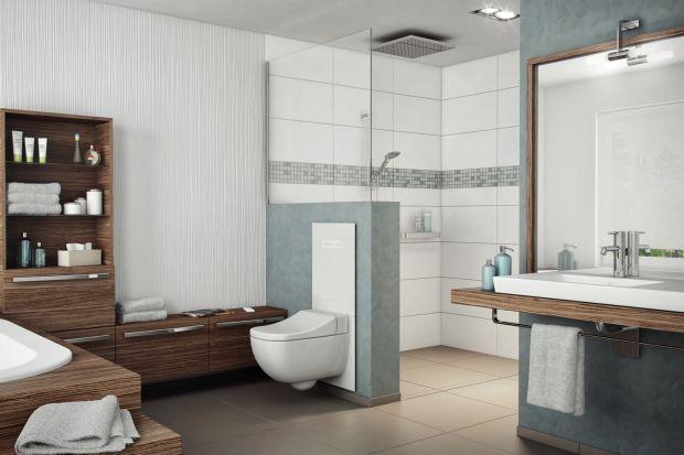 Współczesne rozwiązania sanitarne zaskakują zarówno samą funkcjonalnością, jak i niebanalnym wzornictwem. Dotyczy to także systemów podtynkowych, które – dotąd ukryte – stają się widocznym elementem aranżacji łazienki.