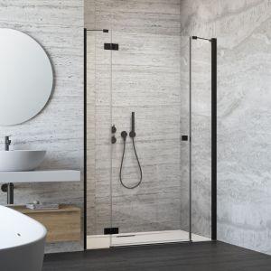 Drzwi prysznicowe Essenza New Black DWJS. Fot. Radaway