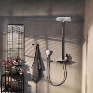 Zestaw prysznicowy Oras Esteta Wellfit. Fot. Oras