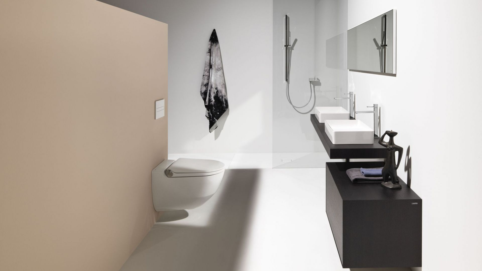 Mała łazienka: ceramika dedykowana do wnętrz o niewielkim metrażu. Fot. Laufen