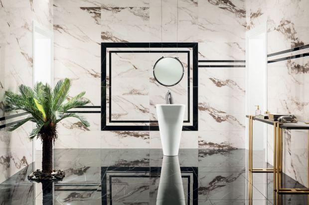 To zdecydowanie haute couture w branży płytek ceramicznych – pełna przepychu, złota, czerni, bieli i połyskującej elegancji. Zobaczcie najnowszą kolekcje płytek ceramicznychMacieja Zienia dla Ceramiki Tubądzin.