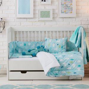 Najnowsza oferta tekstyliów Pinio Textiles doskonale sprawdzi się̨ jako minimalistyczne, wyciszające tło dla barwnych. Fot. Pinio