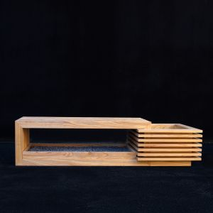 Nagrody Good Design 2019. Wśród zwycięzców znalazła się Katarzyna Dzięcioł i zaprojektowana przez nią ławka Tonuki. Fot. Studio projektowe Karbonado