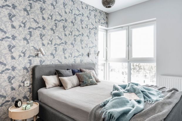 Ściany w sypialni: 15 pięknych wnętrz