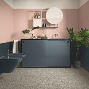 Płytki do łazienki: 30 najlepszych kolekcji 2019 roku. Producent: Marazzi, kolekcja Eclettic. Fot. Marazzi
