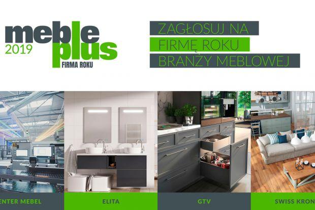 Celem plebiscytu organizowanego przez magazyn Meble Plus i portal Biznesmeblowy.pl jest wyłonienie firmy, która w 2019 roku wyróżniła się na tle konkurencji za sprawą trafnych posunięć biznesowych, innowacyjnych strategii, rozwoju wzornictwa. Zob