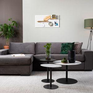 Nowoczesna sofa: nowa kolekcja Zuiver sofa Fiep z oferty Dutchhouse.pl. Fot. Dutchhouse.pl