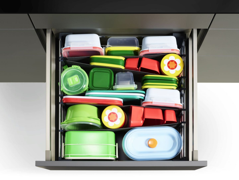 Porządek w kuchni: jak wdrożyć regułę zero waste. Fot. Peka