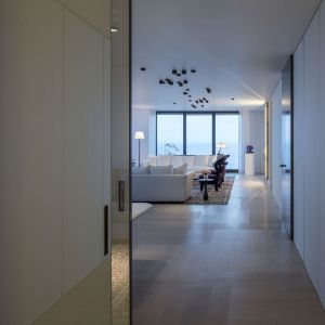 Luksusowa rezydencja w Tel Awiwie. Fot. Forestile