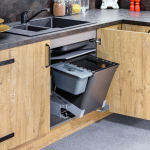 Wygodna kuchnia: KAMplus Kamelia dąb. Fot. KAM
