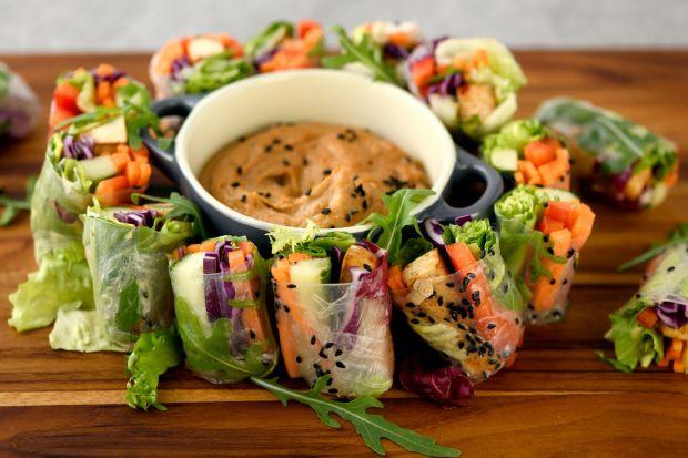 Kuchnia na karnawał - przepis na wegańskie przekąski