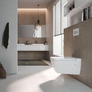 Toaleta myjąca marki Tece. Fot. Tece