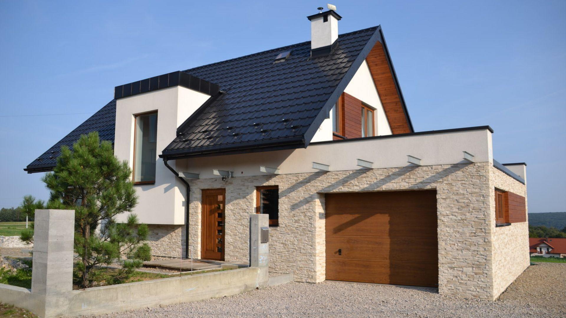 Rynny są nieodłącznym elementem architektury domu i każdego dachu. Fot. Galeco