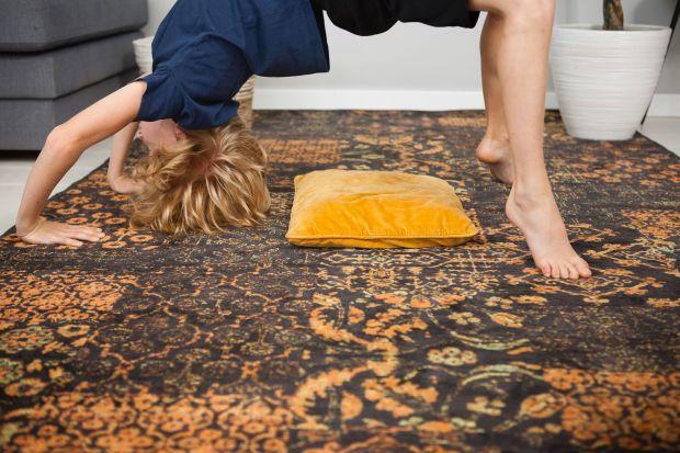 Dywany płaskotkane - nie tylko dla alergików