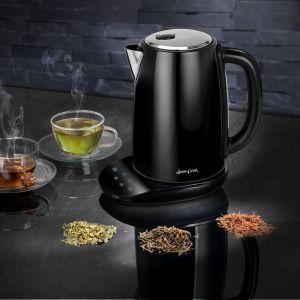 Zdrowa herbata: sposoby zaparzania i dobre przepisy. Fot. Sam Cook