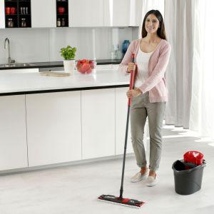 Zmień nastawienie do sprzątania. Fot. Vileda