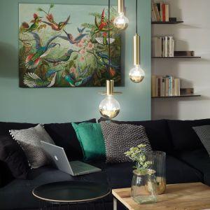 Lampy wiszące Neordic z serii Urban Jungle. Fot. Paulmann/Lange Lukaszuk