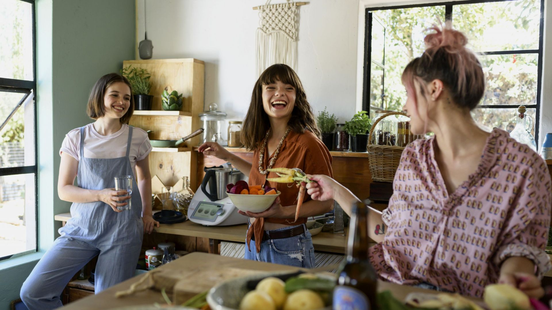 Zmiana nawyków żywieniowych to jedno z najpopularniejszych wyzwań, które podejmujemy. Fot. Thermomix