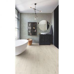 W dzisiejszych czasach łazienki i kuchnie to znacznie więcej niż tylko funkcjonalne pomieszczenia. Fot. Quick-Step